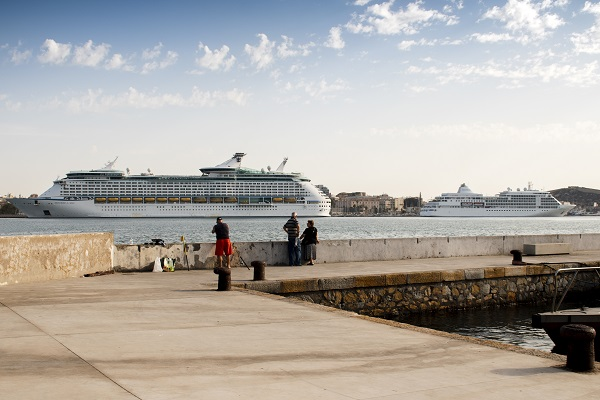The Port brings 90,000 tourists to Cartagena from July to September on 50 cruise ships