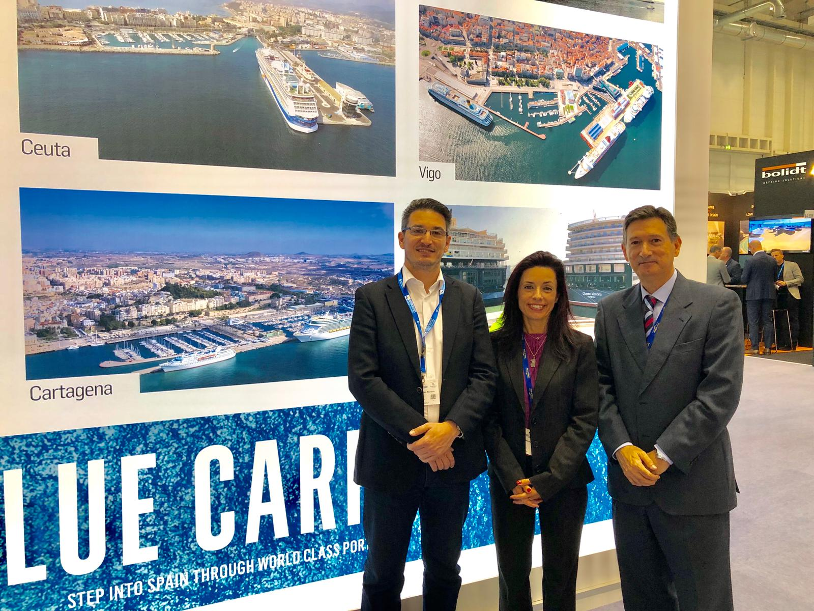 THE PORT OF CARTAGENA IS PRESENT AT SEATRADE EUROPE IN HAMBURG