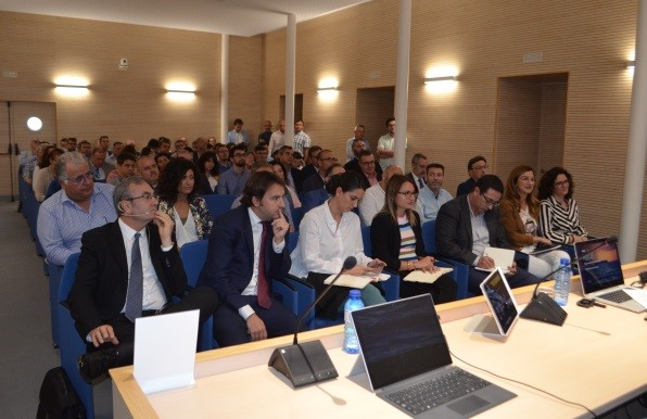 INSTITUTIONS AND COMPANIES MEET IN THE PORT OF CARTAGENA TO MOVE FORWARD WITH THE PORTS 4.0. OPEN INNOVATION INITIATIVE