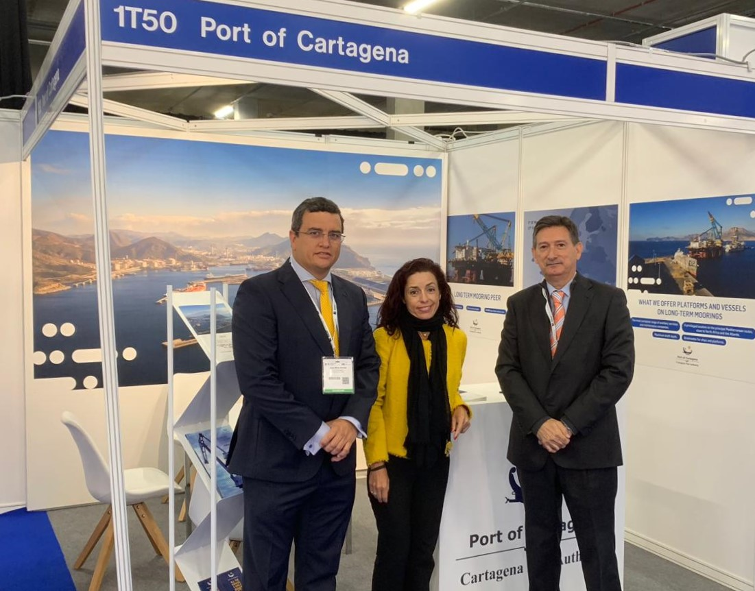 Participation in SPE Offshore Europe